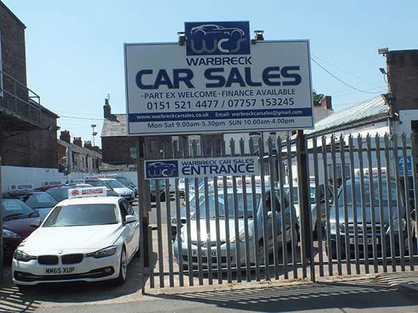 Warbreck Car Sales